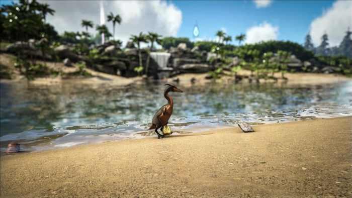 Ark Survival Update - Hesperornis