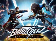 BattleCrew Space Pirates Title