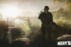 Next Day: Survival Title