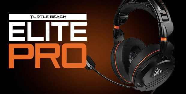 Turtle Beach Elite Pro Title