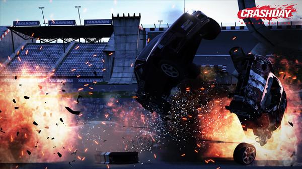 Crashday: Redline Edition SS1