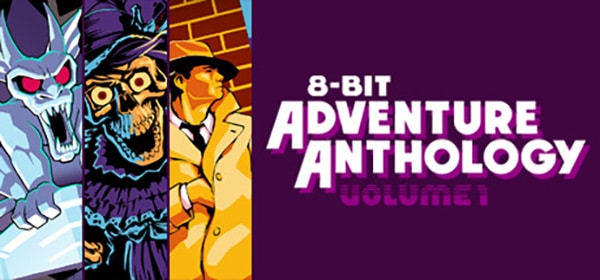8-Bit Adventure Anthology Title
