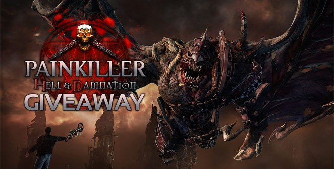 Painkiller: Hell & Damnation Free Title