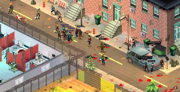 Dead Maze Zombie MMO ss2