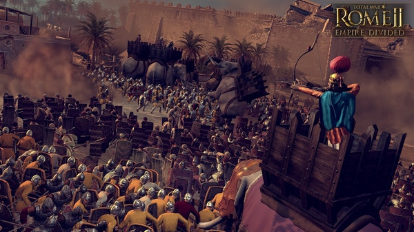 Total War: Rome II - Empire Divided SS1