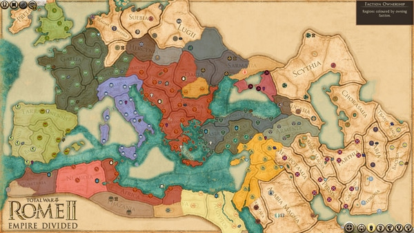 Total War: Rome II - Empire Divided SS2