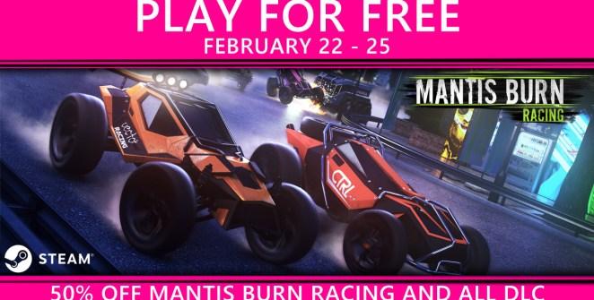 Mantis Burn Racing Free Title