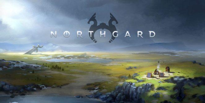 Northgard Viking Strategy Game Title