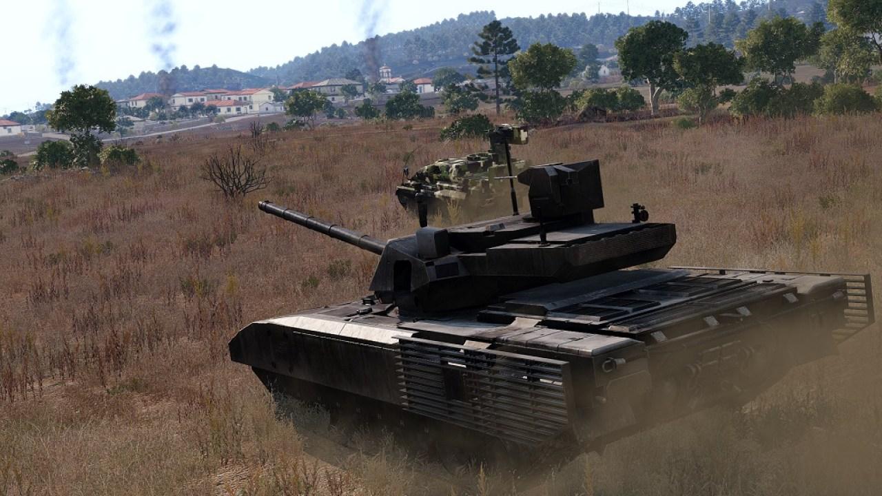 Arma 3 Tanks DLC, Whaaat?! | Digitalunderground