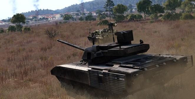Arma 3 Tanks DLC Title