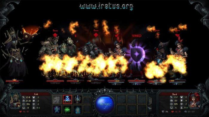 Iratus: Lord of the Dead Kickstarter ss2