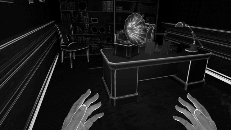 VR Thriller Blind