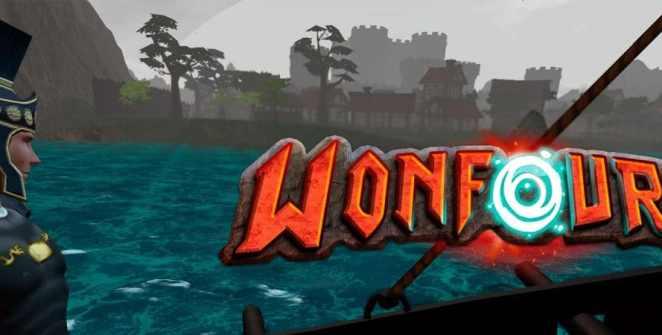 Wonfourn Medieval VR Adventure Title