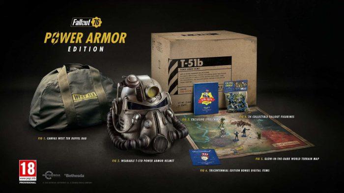 Fallout 76 Prequel Power Armor