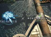 Monster Hunter: World Collaboration Title