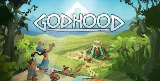 Godhood Game Title