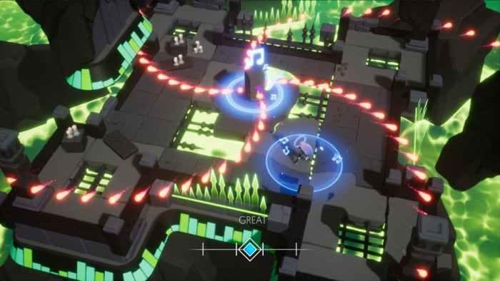 Soundfall Rhythmic Dungeon Crawler ss1