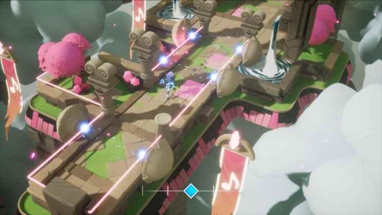 Soundfall Rhythmic Dungeon Crawler ss2
