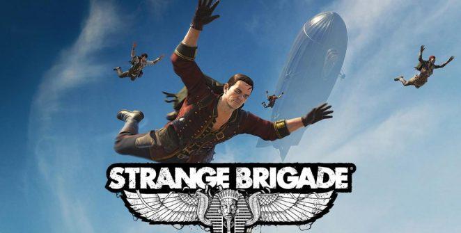 Strange Brigade Coop Adventure Title