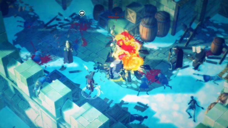 Sword Legacy: Omen Tactical RPG ss1