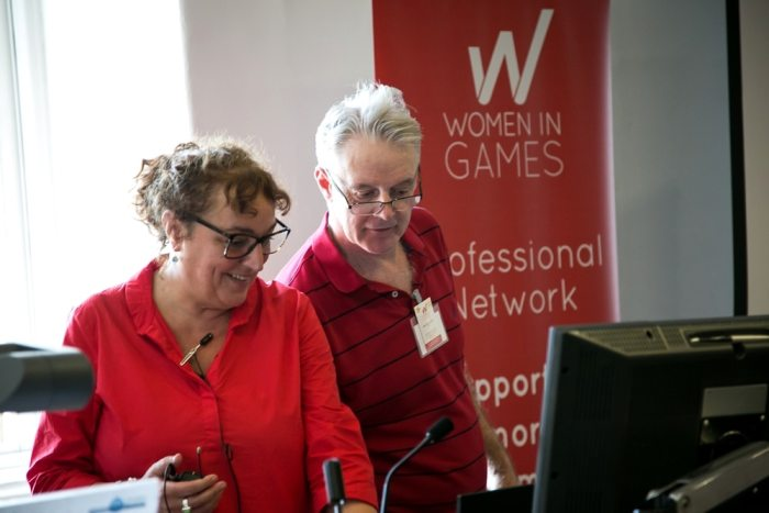 Women In Games Partners Leadership