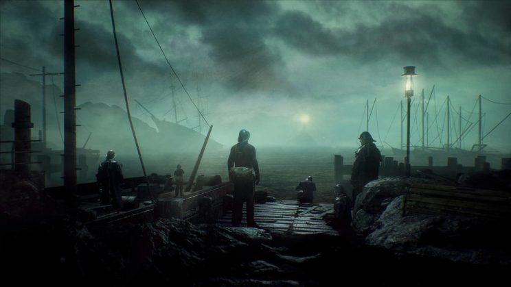 Call of Cthulhu Preview to Madness Trailer ss1
