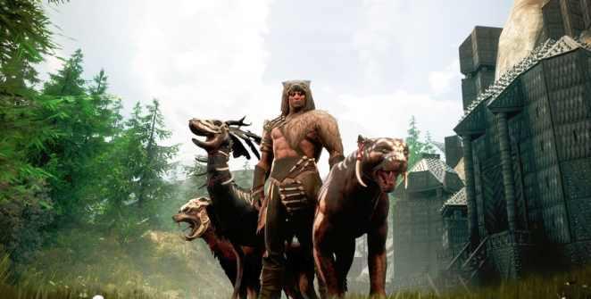 Conan Exiles Free Pets Title
