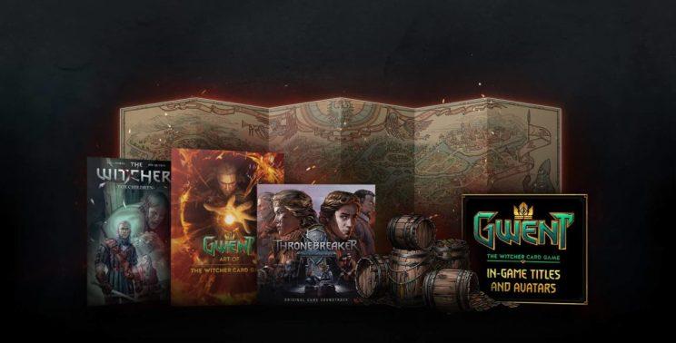 Thronebreaker: The Witcher Tales Digital Bonus