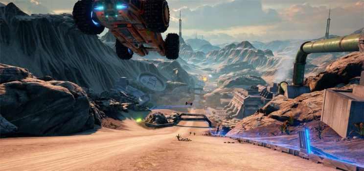 GRIP: Combat Racing ss2