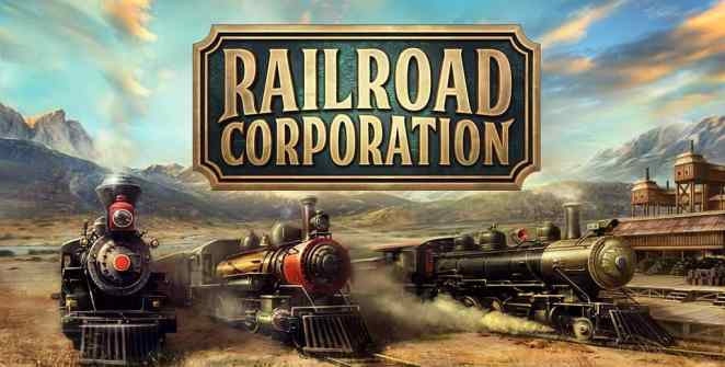 Railroad Corporation Tycoon Strategy Title