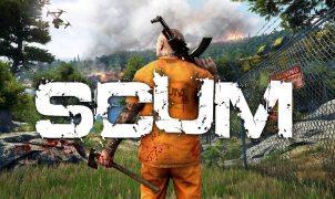 SCUM Wild Hunter Update Title