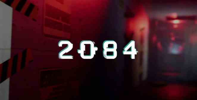 2084 Dystopian First-Person Shooter Title
