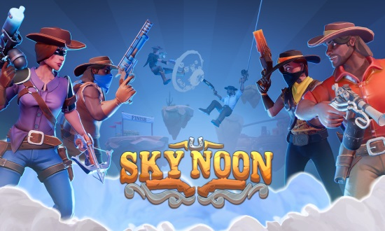 Sky Noon FPS Release Title