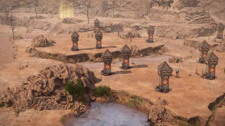 Bannermen RTS Game Release Date ss2