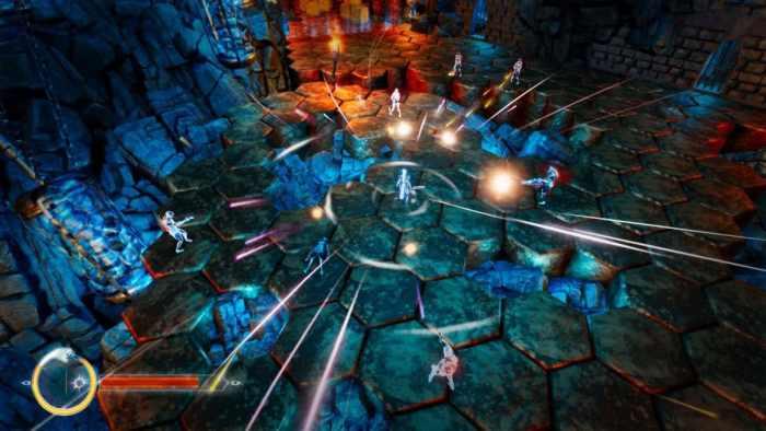 Helheim Hack n' Slash Game ss1