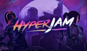 Hyper Jam Arena Brawler Title