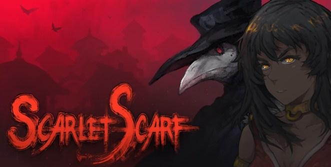 Sanator: Scarlet Scarf Dark Fantasy Game Title