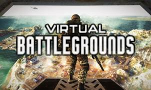 Virtual Battlegrounds VR Battle Royale Title