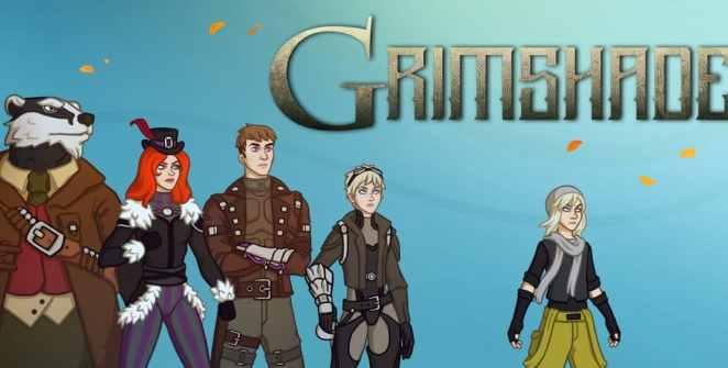 Grimshade Tactical RPG Title