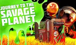 Journey To The Savage Planet Reveal Title