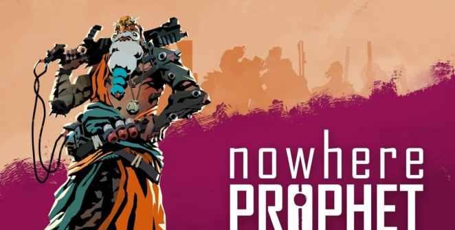 Nowhere Prophet Deck-Building Game Title