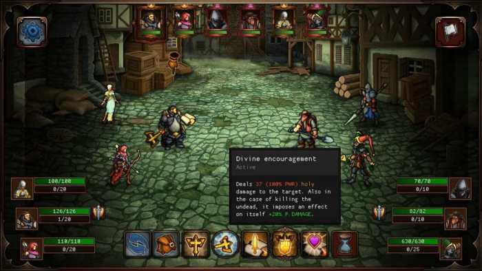 Sin Slayers RPG ss1