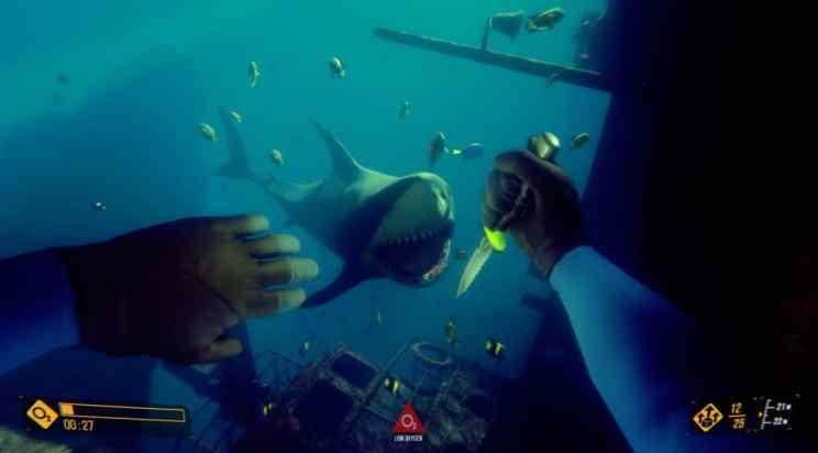 Deep Diving Simulator Game ss1
