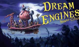 Dream Engines: Nomad Cities Title