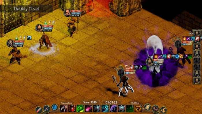 Emberlight Dungeon Crawler ss2