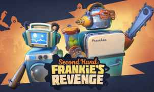 Second Hand: Frankie's Revenge Title