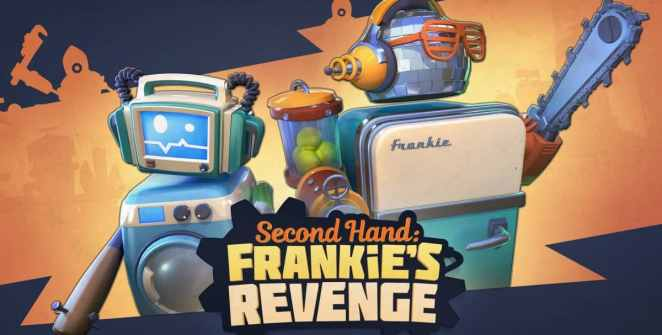 Second Hand: Frankie's Revenge Title