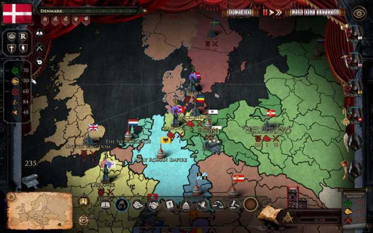 Secret Government Grand Strategy Game ss1
