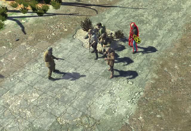 Atom RPG Review Combat
