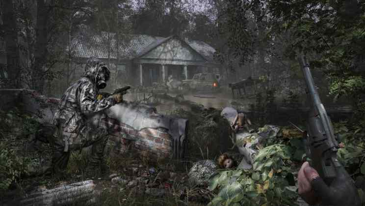 Chernobylite Gameplay Footage ss1